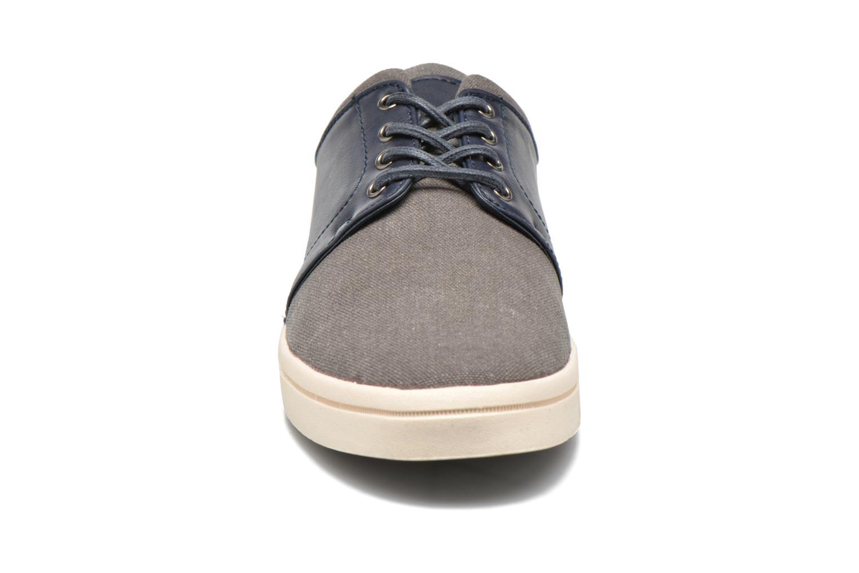 Baskets I Love Shoes KESMART Gris vue portées chaussures