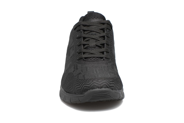 Sneaker British Knights Energy M schwarz schuhe getragen