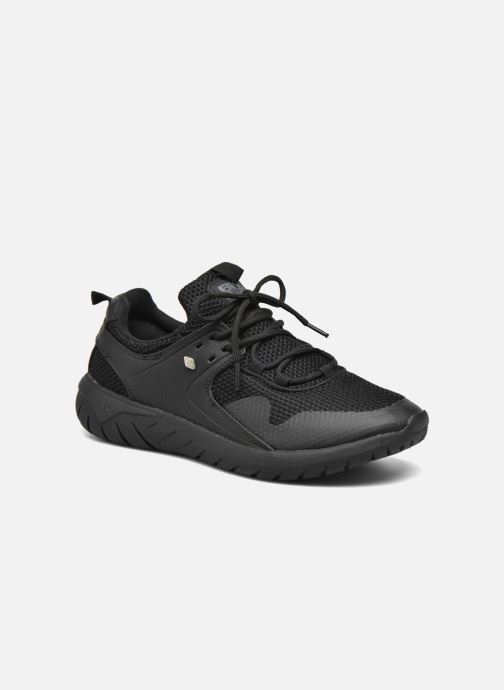 Trainers British Knights Fraction M Black detailed view/ Pair view