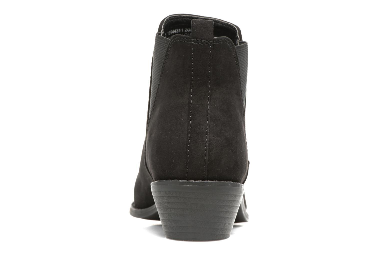 Stiefeletten & Boots Dorothy Perkins Millie schwarz ansicht von rechts