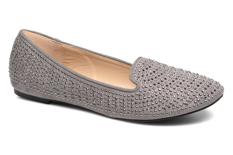 Loafers Dorothy Perkins Hannah Grå detaljeret billede af skoene