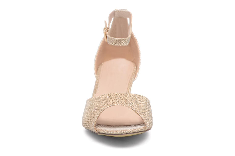 Sandaler Dorothy Perkins Richemond Guld og bronze se skoene på