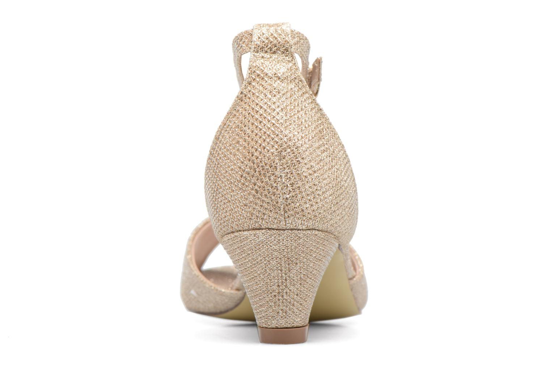 Sandaler Dorothy Perkins Richemond Guld og bronze Se fra højre