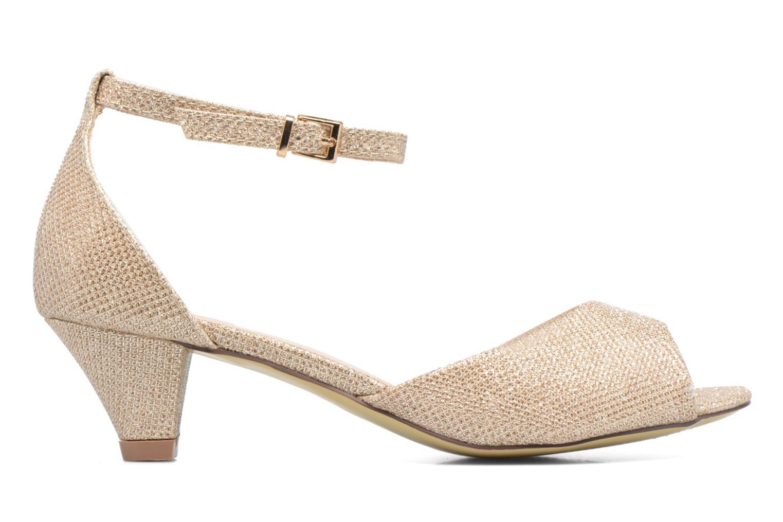 Sandaler Dorothy Perkins Richemond Guld og bronze se bagfra