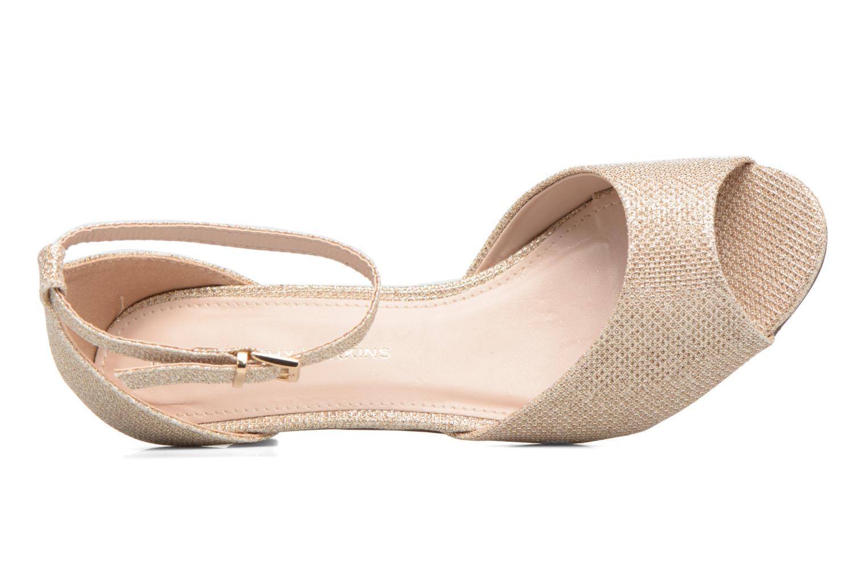 Sandaler Dorothy Perkins Richemond Guld og bronze se fra venstre