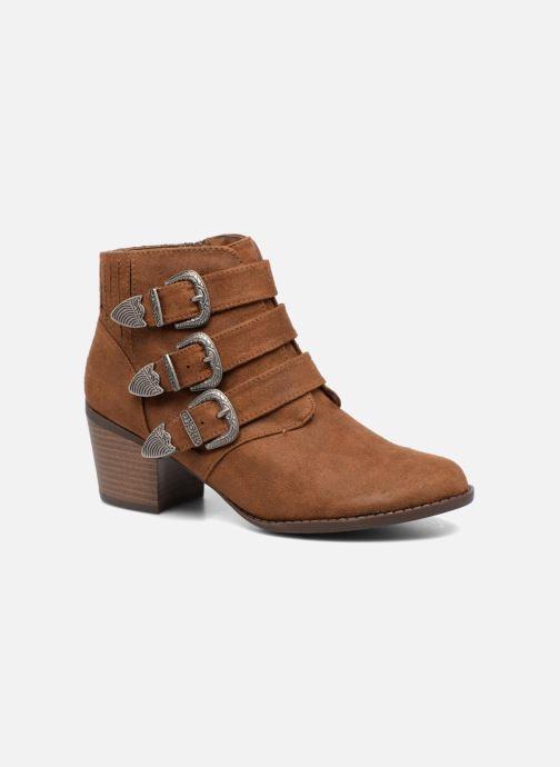 Bottines et boots Dorothy Perkins Angela Marron vue détail/paire
