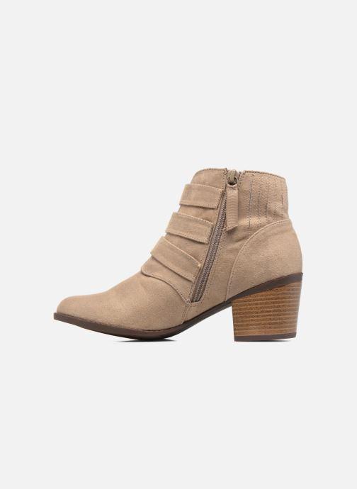 Stiefeletten & Boots Dorothy Perkins Angela braun ansicht von vorne