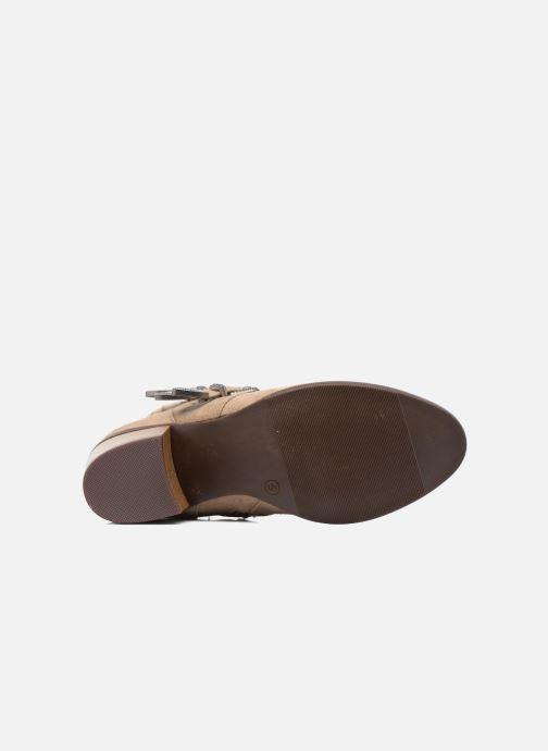 Stiefeletten & Boots Dorothy Perkins Angela braun ansicht von oben