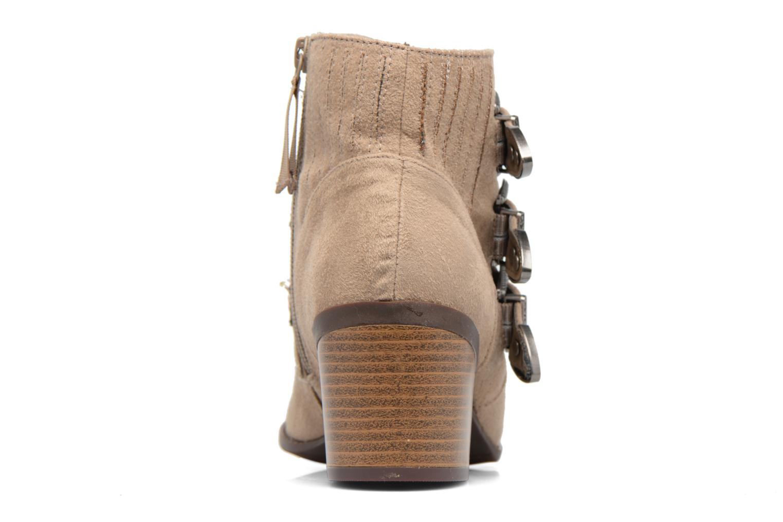 Bottines et boots Dorothy Perkins Angela Marron vue droite