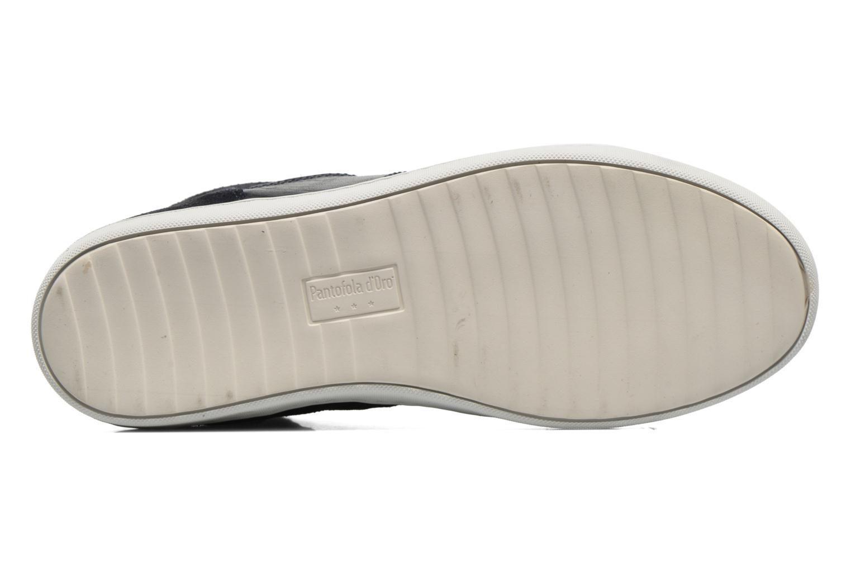Sneakers Pantofola d'Oro Montefino mid JR Zwart boven