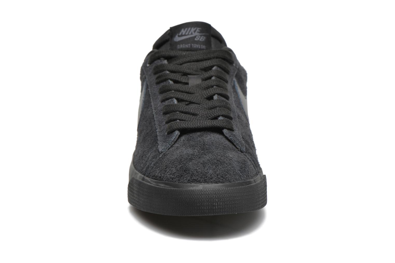Trainers Nike Blazer Low Gt Black model view
