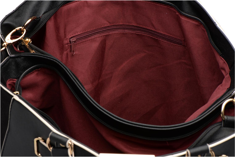 Handtaschen Dorothy Perkins Black WBone Piping Belted Oversize Tote schwarz ansicht von hinten