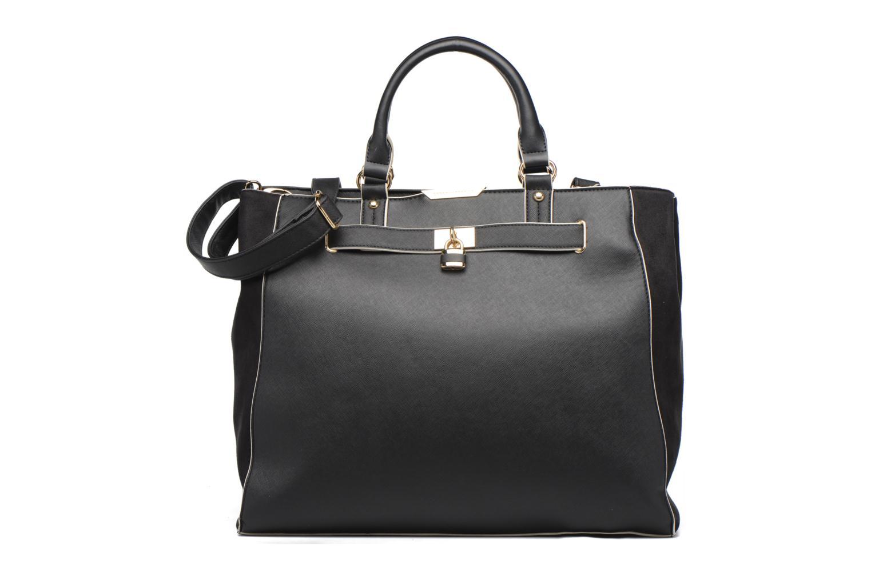 Handtaschen Dorothy Perkins Black WBone Piping Belted Oversize Tote schwarz detaillierte ansicht/modell