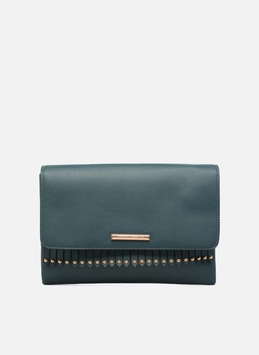 Clutch bags Dorothy Perkins Fringe Stud Clutch Blue detailed view/ Pair view