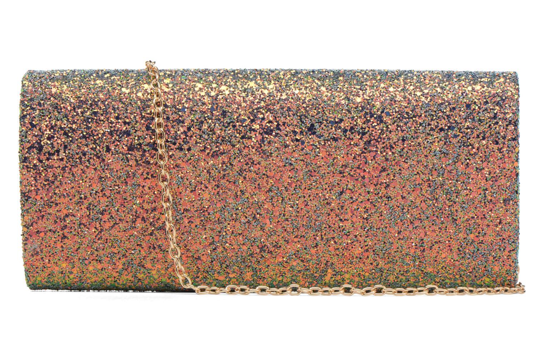 Bolsos de mano Dorothy Perkins Large Structured Clutch Multicolor vista de frente