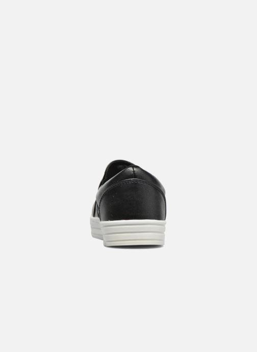 Baskets I Love Shoes THEN Noir vue droite