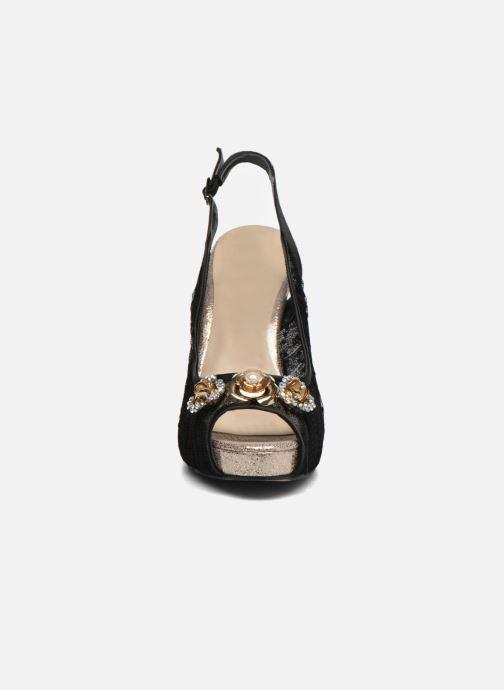 Escarpins Menbur Matilda Noir vue portées chaussures