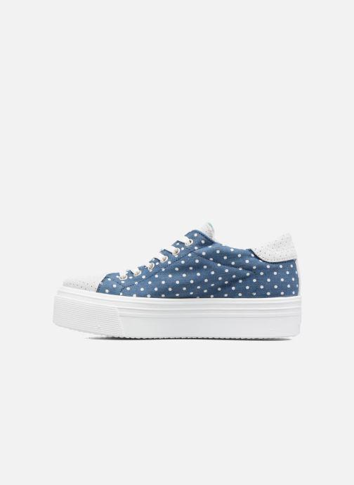 Sneaker Ippon Vintage Tokyo Cult blau ansicht von vorne