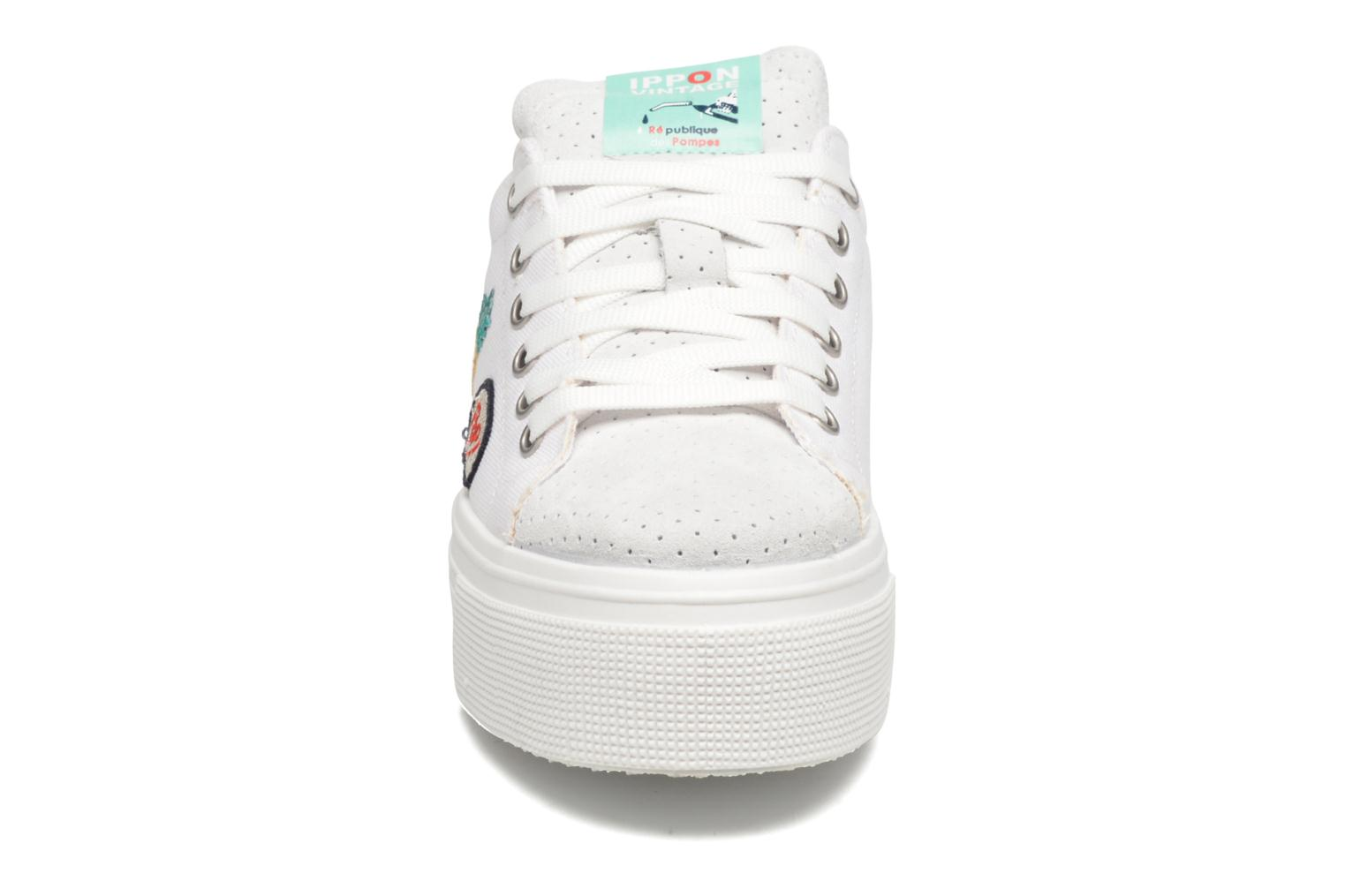 Sneakers Ippon Vintage Tokyo Patch Wit model