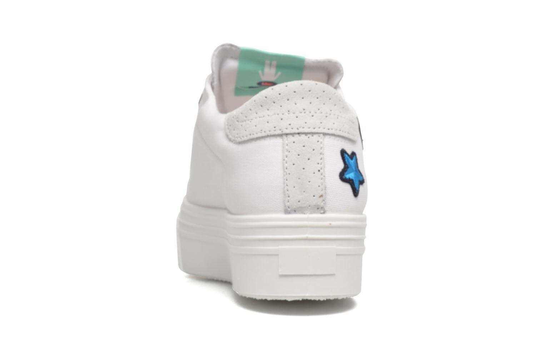 Sneakers Ippon Vintage Tokyo Patch Wit rechts