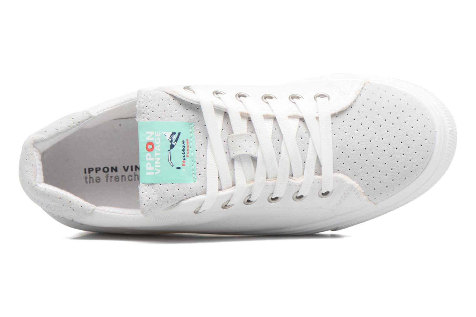 Trainers Ippon Vintage Tokyo Fun White view from the left
