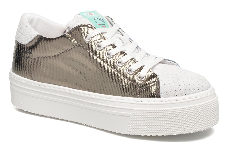 Sneakers Ippon Vintage Tokyo Heavy Argento vedi dettaglio/paio