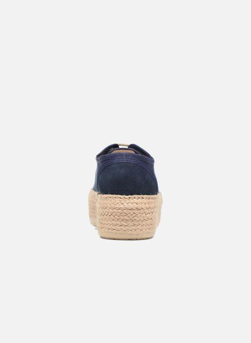 Espadrilles Ippon Vintage Nami Bleu vue droite