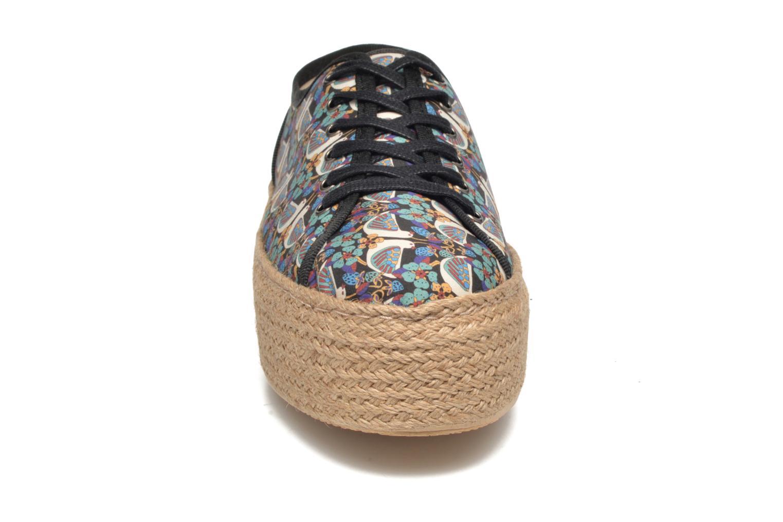 Espadrilles Ippon Vintage Nami Multicolore vue portées chaussures