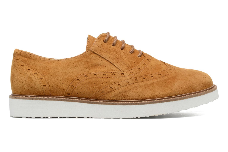 Chaussures à lacets Ippon Vintage Andy Pics Marron vue derrière