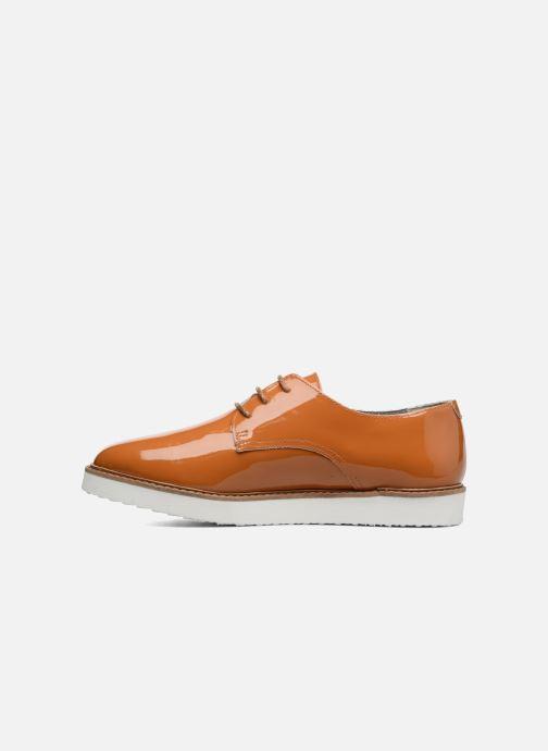 Zapatos con cordones Ippon Vintage James Colors Marrón vista de frente