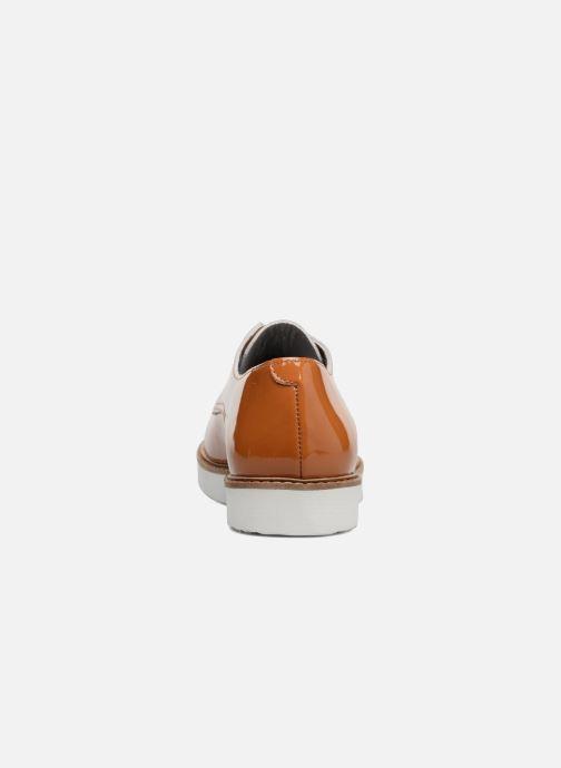Zapatos con cordones Ippon Vintage James Colors Marrón vista lateral derecha