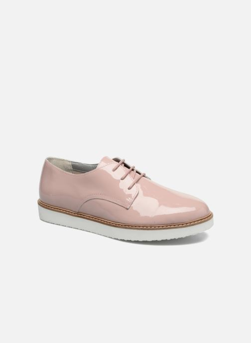 Schnürschuhe Ippon Vintage James Colors rosa detaillierte ansicht/modell