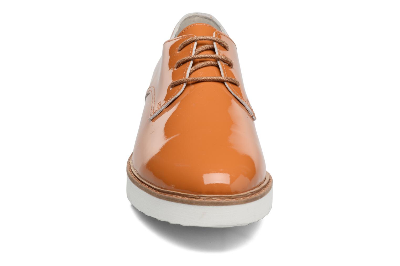 Chaussures à lacets Ippon Vintage James Colors Marron vue portées chaussures