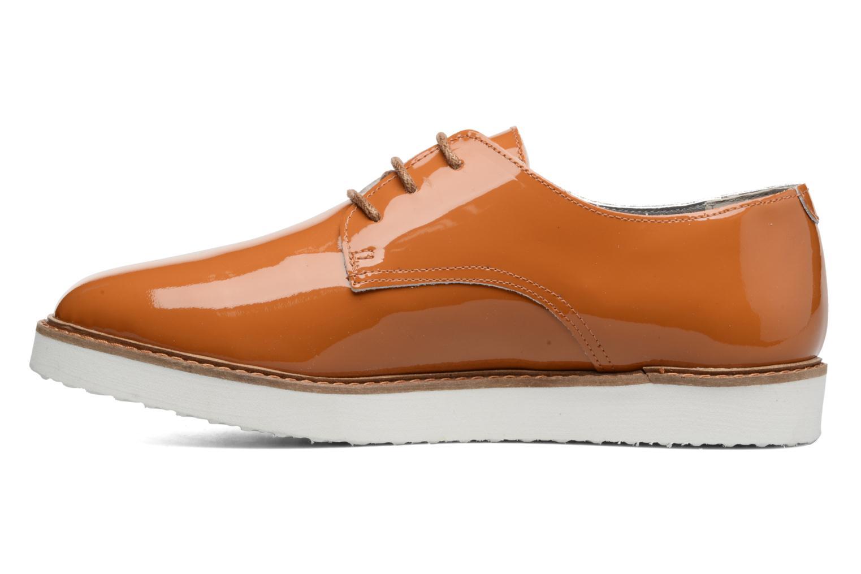 Chaussures à lacets Ippon Vintage James Colors Marron vue face