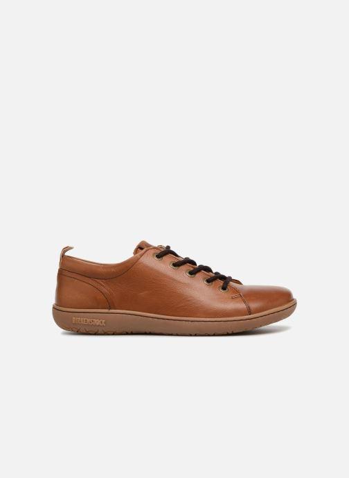 Zapatos con cordones Birkenstock Islay Marrón vistra trasera