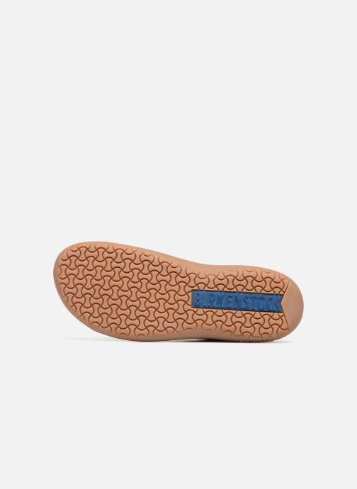 Chaussures à lacets Birkenstock Islay Marron vue haut