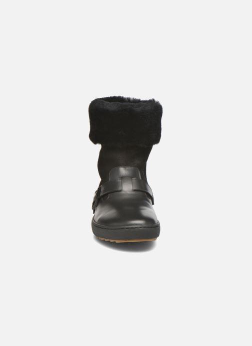 Stiefeletten & Boots Birkenstock Stirling schwarz schuhe getragen