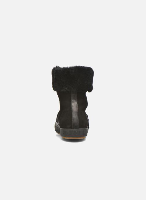 Stiefeletten & Boots Birkenstock Stirling schwarz ansicht von rechts