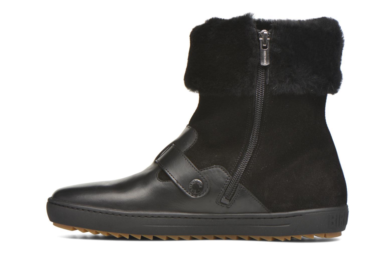 Bottines et boots Birkenstock Stirling Noir vue face