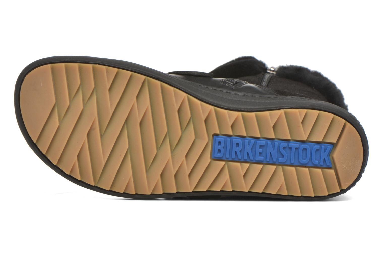 Bottines et boots Birkenstock Stirling Noir vue haut