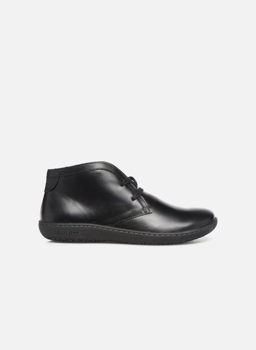 Zapatos con cordones Birkenstock Scarba Negro vistra trasera