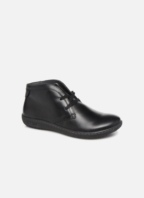 Chaussures à lacets Birkenstock Scarba Noir vue détail/paire