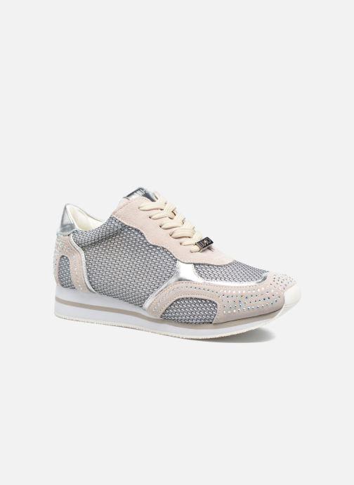 diseño popular zapatos exclusivos reputación primero Liu Jo Running Rioko (Beige) - Baskets chez Sarenza (281292)