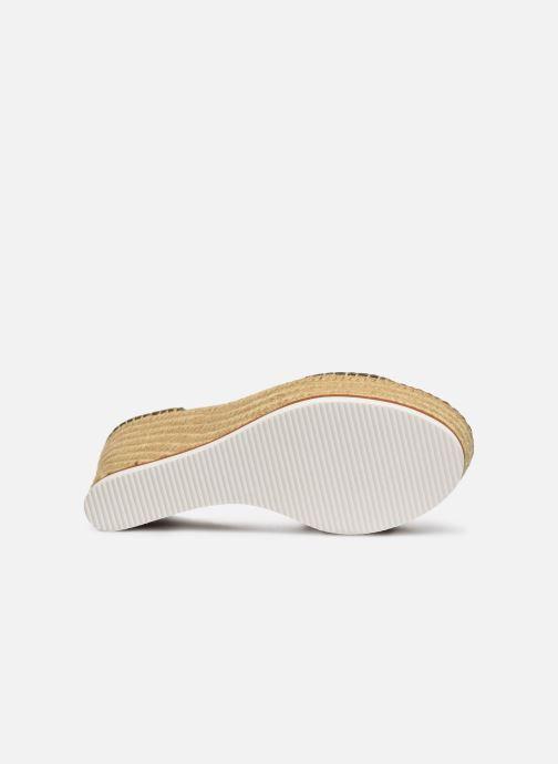 Sandales et nu-pieds See by Chloé Glyn High Vert vue haut