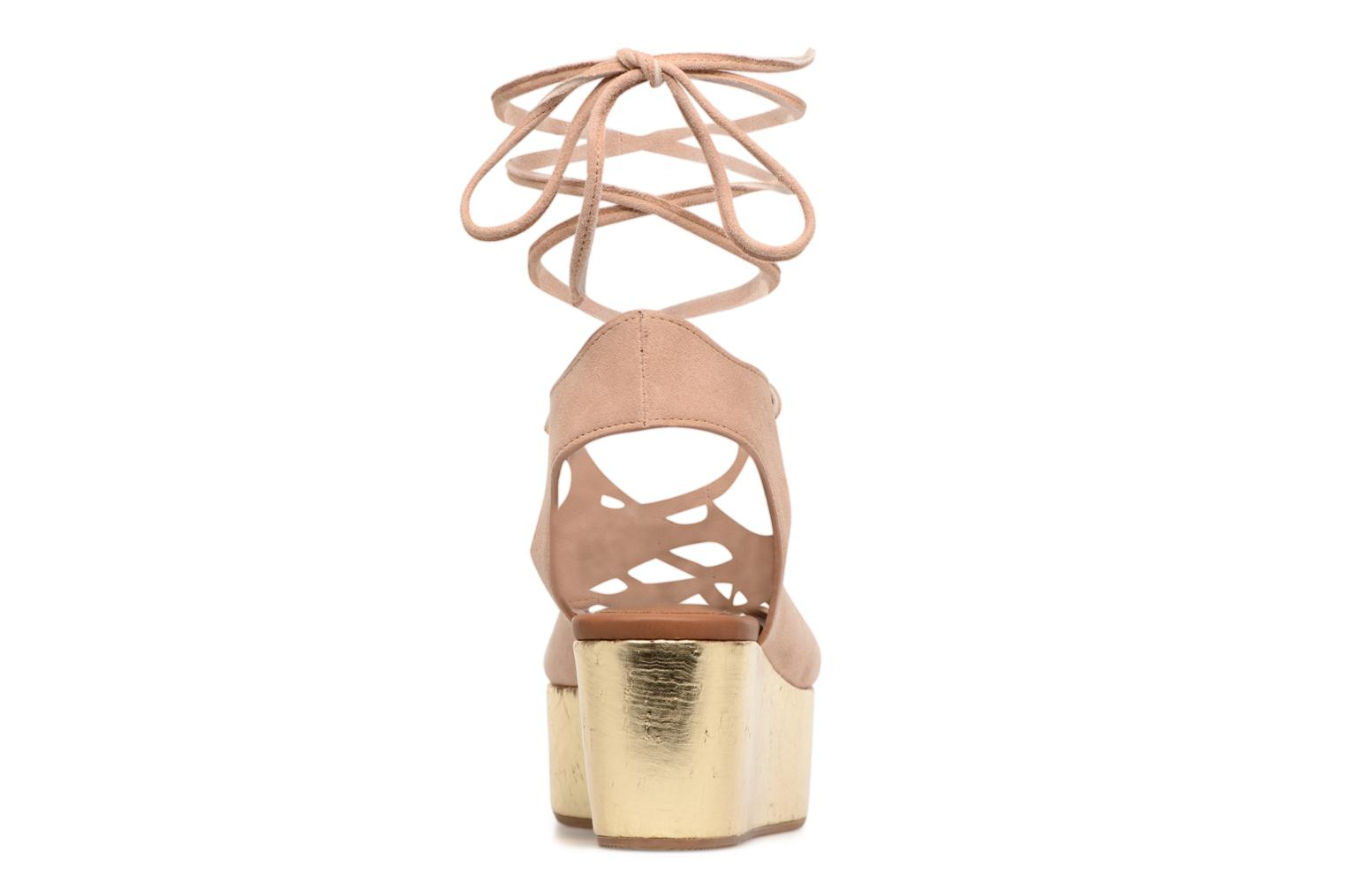 Sandals See by Chloé Alia Brown view from the right