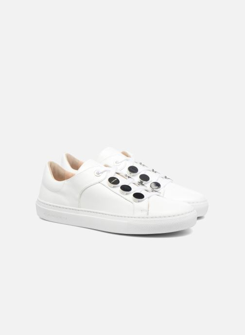 Trainers Carven Resonance 2 White 3/4 view