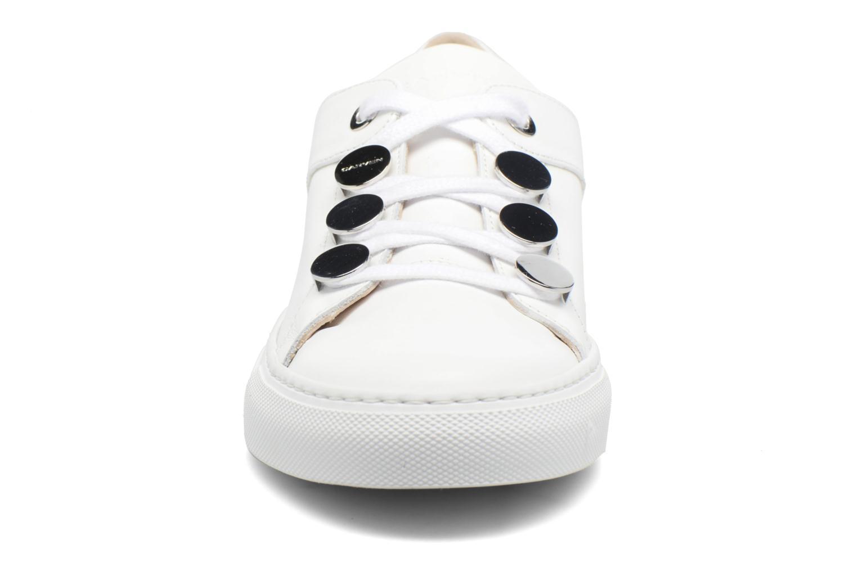Baskets Carven Resonance 2 Blanc vue portées chaussures