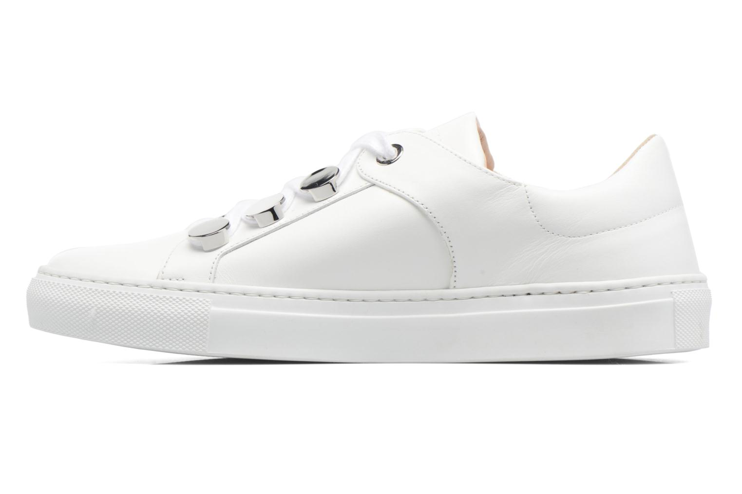 Sneakers Carven Resonance 2 Bianco immagine frontale