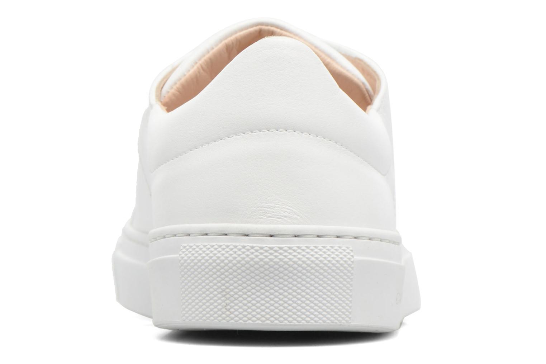Baskets Carven Resonance 2 Blanc vue droite