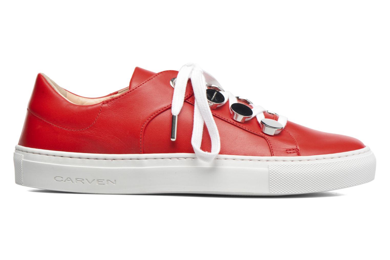 Sneakers Carven Resonance 2 Rosso immagine posteriore